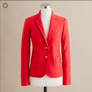 J Crew red blazer